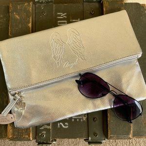 Victoria's Secret Angels Silver Clutch